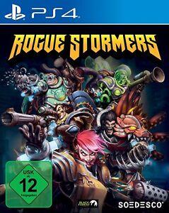 Rogue Stormers        PS4           Playstation 4         !!! NEU+OVP !!!