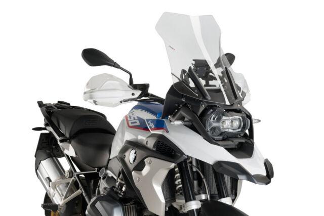 PUIG TOURING SCREEN FOR BMW R1250 GS HP 18-21 TRANSPARENT