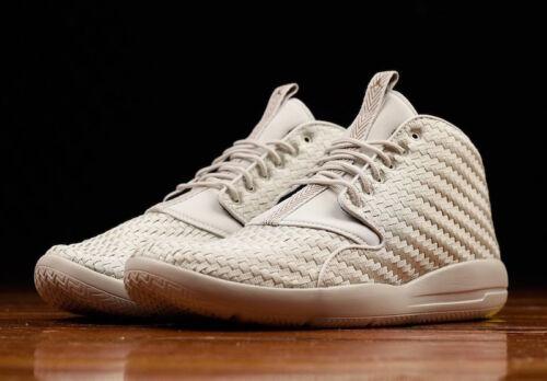 Uk Nike Eclipse Beige Jordan Chukka 7 Light Nero Brand taglia Bone New aqvnxU7