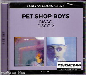 2-CD-NEU-OVP-Pet-Shop-Boys-Disco-1-2-Petshopboys-ELECTROSPECTIVE-Stickered
