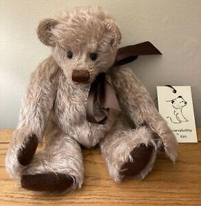 Bearability by Kim - DUFFY - Vintage Limited Edition Artist Bear 3/6 RARE