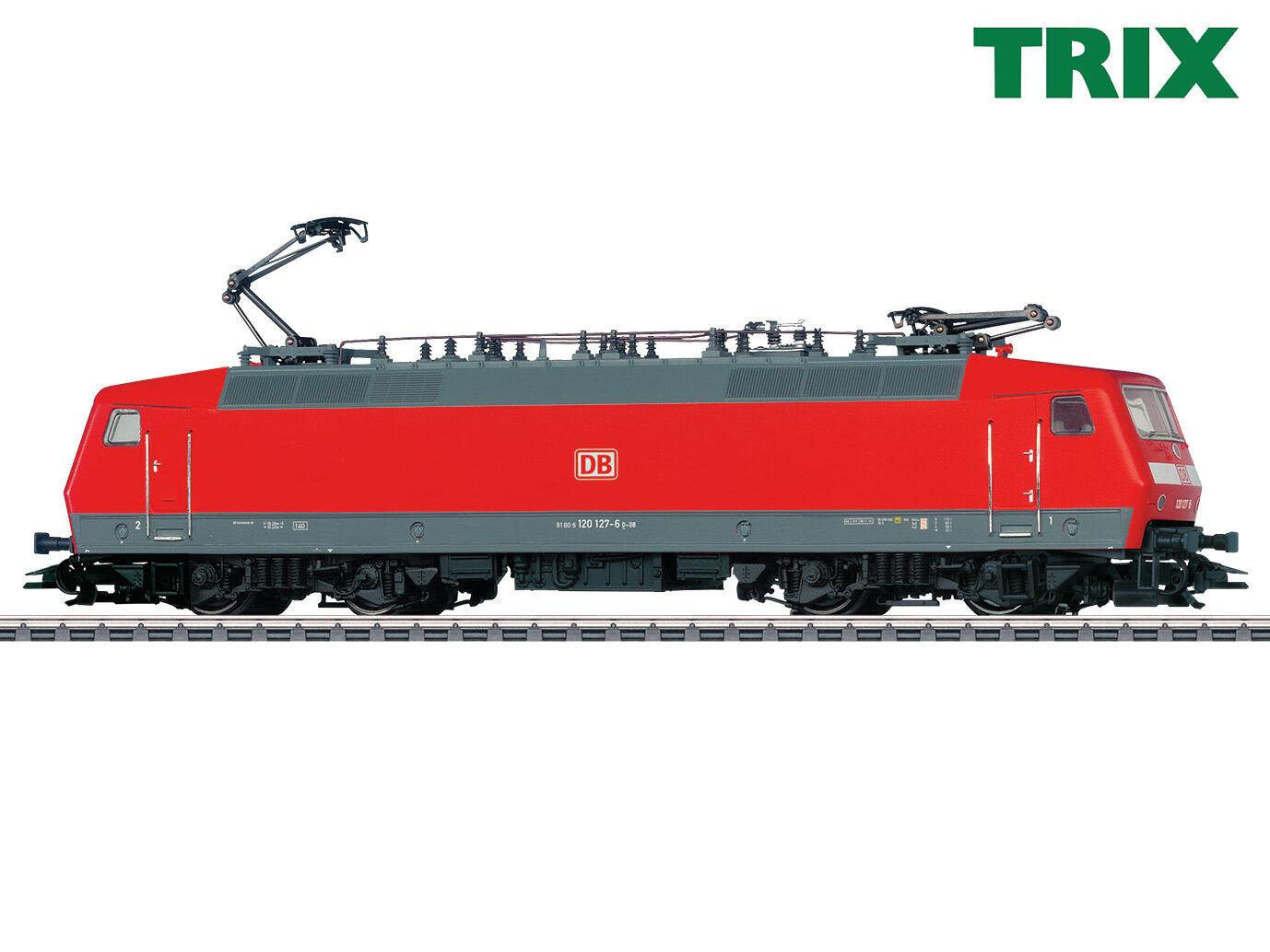 prima i clienti Trix 22687 h0 h0 h0 E-Lok BR 120.1 delle DB AG  DIGITAL + suono  + + NUOVO & OVP + +  alta qualità e spedizione veloce