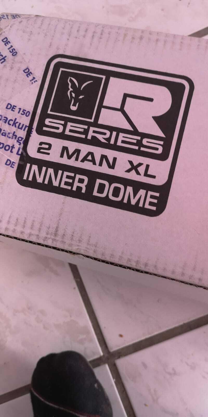 Winterskin R Series 2Man XL Inner Dome Zeltüberwurf