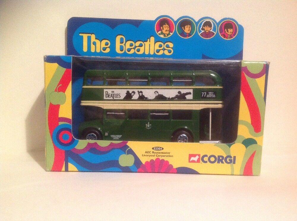 benvenuto a comprare CORGI 32304 THE THE THE BEATLES COLLEZIONE, AEC AEC ROUTEMASTER  online economico