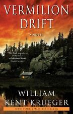 Vermilion Drift: A Novel (Cork O`Connor Mystery Series) by William Kent Krueger,