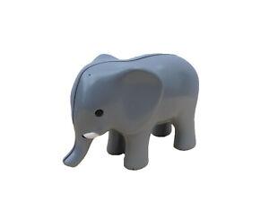 Elephant-Playmobil-123-Animal-Zoo-Savane-Trompe-L-039-Arche-de-Noe-Neuf