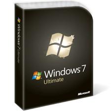 WINDOWS 7 DVD PEACTIVATED 32 & 64 BIT BOTH