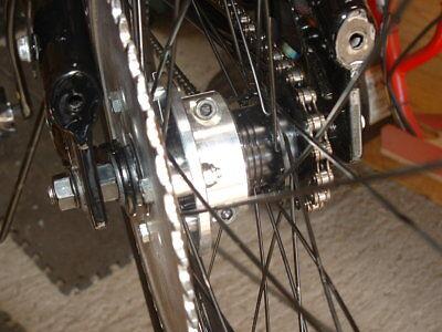 USE YOUR ENGINE KIT SPROCKET 80cc GAS BIKE  1 INCH BORE FOR THE FREEWHEEL BIKE