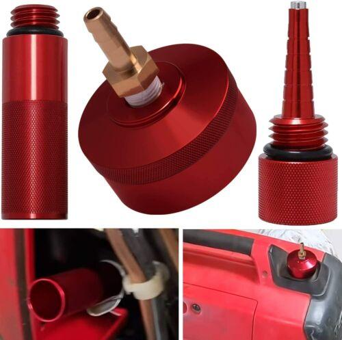 Details about  Extended Gas Cap,Oil Change Funnel,Magnetic Dipstick For Honda Generator EU2000i