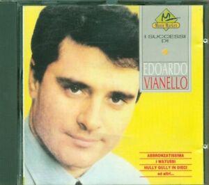 Edoardo-Vianello-I-Successi-Di-Vianello-Music-Market-Rca-Timbro-Siae-Cd-Ottimo