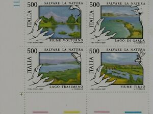 REPUBBLICA-ITALIANA-1987-SALVAGUARDIA-DELLA-NATURA