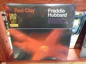 Freddie-Hubbard-Red-Clay-LP-NEW-180g-vinyl-Herbie-Hancock-Joe-Henderson