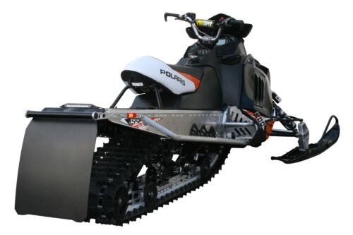 PDP SNOWMOBILE FLAP FearThis/_Wht/_RMK-L Polaris PRO RMK//Assault 2011 Snow Flap