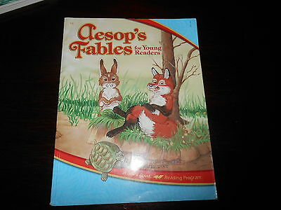 ABeka book AESOP'S FABLES FOR YOUNG READERS  STUDENT BK homeschooling 1st grade