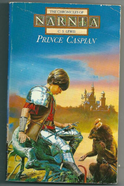 Prince Caspian, C S Lewis. Narnia 4. In Stock in Australia