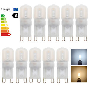 10X-1X-G9-LED-Capsule-Lights-7W-5W-Replace-Halogen-Bulb-Cool-Warm-White-220-240V