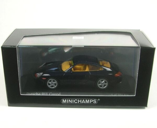 Porsche 911 (996) coupe (lapis Metallic) 1998