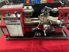 Central Machine 7 X 10 Mini Lathe Model 93212 With Extra Tooling