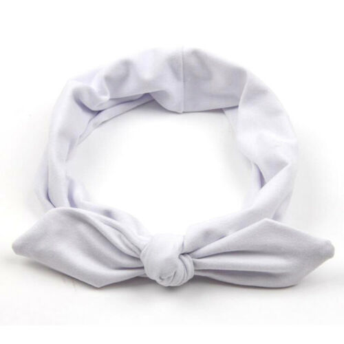 Faux Suede Headband Cross Knotted Women Hair Bands PINK Solid Hair Accessories