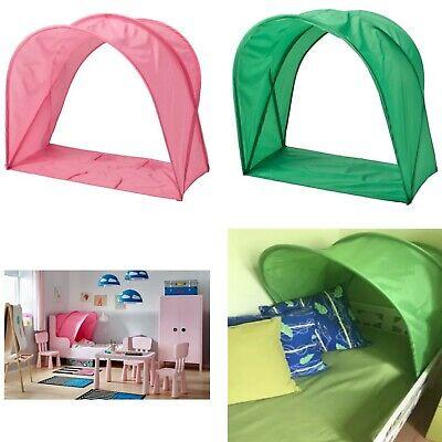 Sufflett Bed Tent Canopy Pink Green 70 80 90 Bed Kids