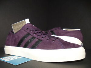 1ed417628 ADIDAS MATCHCOURT RX SALES SAMPLE NOBLE RED CORE BLACK WHITE PURPLE ...