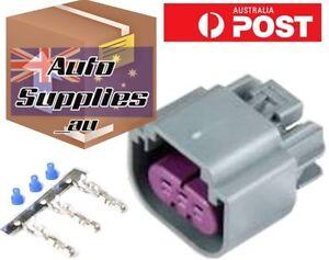 Details about Flex Fuel Composition Sensor 3 Pin Connector Plug Continental  GM (Left Guide)