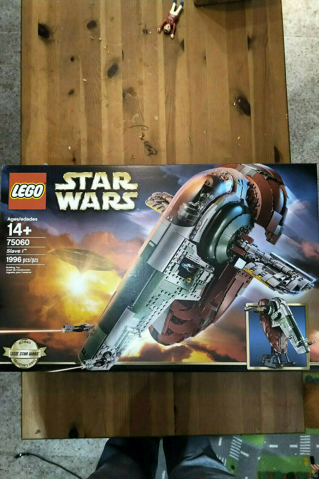 LEGO Star Wars Slave 1 75060 UCS NISB. Box and seals in mint Condition