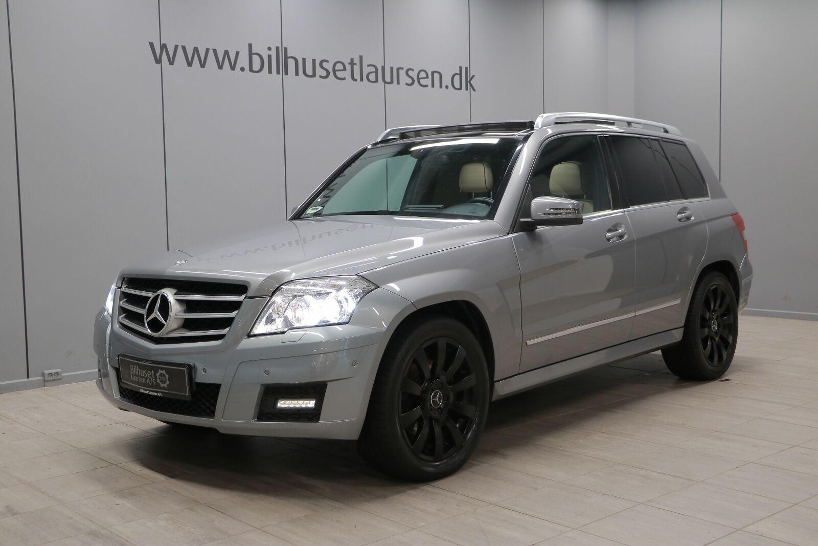 Mercedes GLK350 3,0 CDi aut. 4Matic 5d - 229.900 kr.