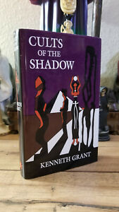 CULTS OF THE SHADOW - KENNETH GRANT - Occult Signed & Inscribed - Michael Staley