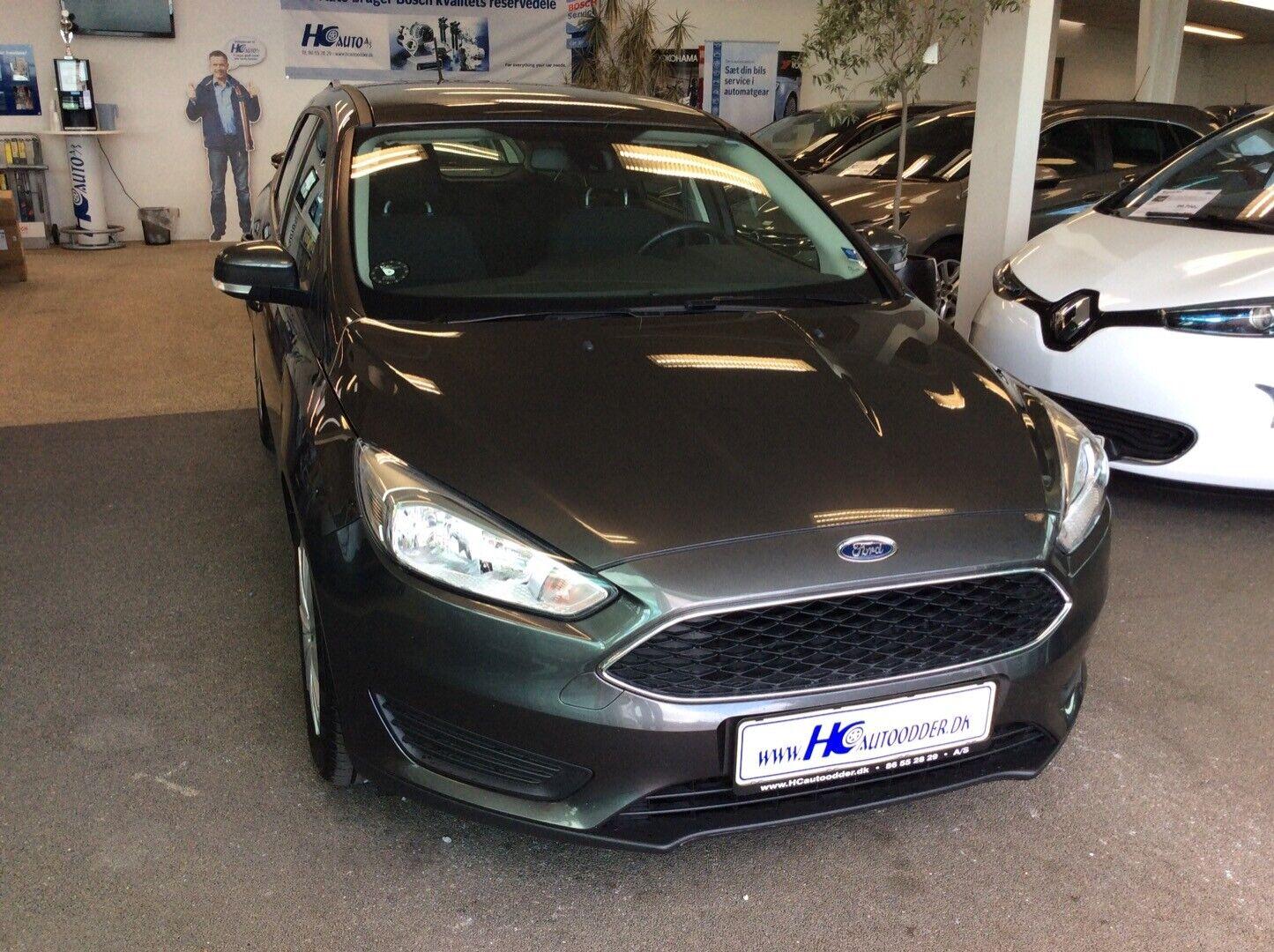 Ford Focus 1,0 SCTi 100 Trend stc. 5d - 133.900 kr.