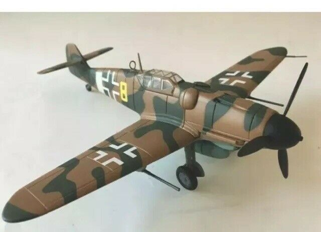 70% de descuento Franklin Mint armadura B11B599 Messerschmitt BF109G Luftwaffe G-6    Amarillo 8  1 48  saludable