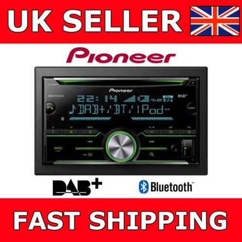 Pioneer FHX-840DAB doubledin Auto Estéreo USB Aux Cd MP3 Radio Digital Bluetooth