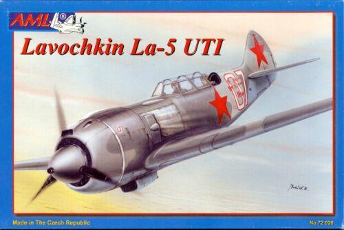 Avion de liaison Soviétique LAVOCHKIN La-5 UTI KIT AML 1//72 n° 72036