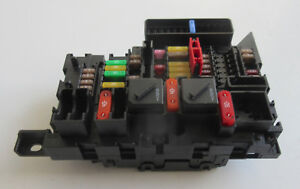 image is loading genuine-bmw-mini-fuse-box-distribution-board-for-
