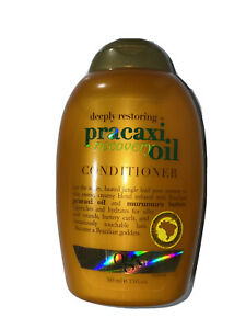 OGX Deeply Restoring + Pracaxi Recovery Oil Anti-Frizz Conditioner 13 Ounce