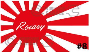 ROTARY-JDM-STICKERS-for-RX2-RX3-RX4-RX7-RX8-RISING-SUN-ROTARY-08
