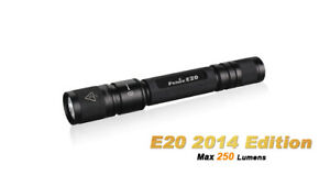 Fenix E20 2014 Edition 250-Lumen 2xAA Battery (Not included)
