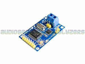 Details about Arduino CAN BUS Module Car OBD2 OBDII MCP2515 8MHZ Crystal -  UK Stock