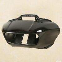Glossy Inner Outer Head Light Fairing Cowl For Harley Road Glide Fltrx 15-17