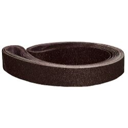 """Efficiente Astro Pneumatic 3037100g 10 Piece 100 Grit 1/2"""" X 18"""" Sanding Belts"""