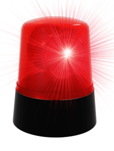led red warning light detail flashing strobe alarm security product siren signal volt