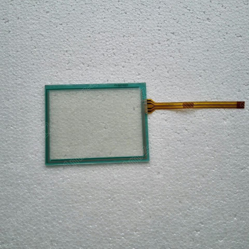 1pc new PanelView Plus 600 2711P-T6M3D 2711P-T6M5B Touch screen glass