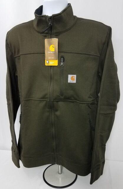 ad949da3b3a Carhartt Men s Workman Jacket Moss Medium for sale online