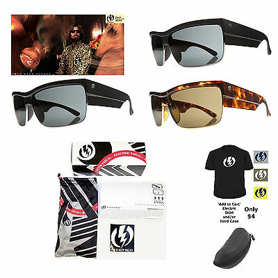 NEW Electric Mutiny Dave Rastovich Pro Model Mens Sunglasses Msrp$120