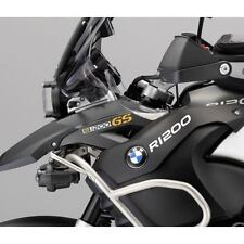 KIT ADESIVI BMW R 1200 GS STICKER BICLORE R1200GS ADESIVO BIANCO ORO CARENA