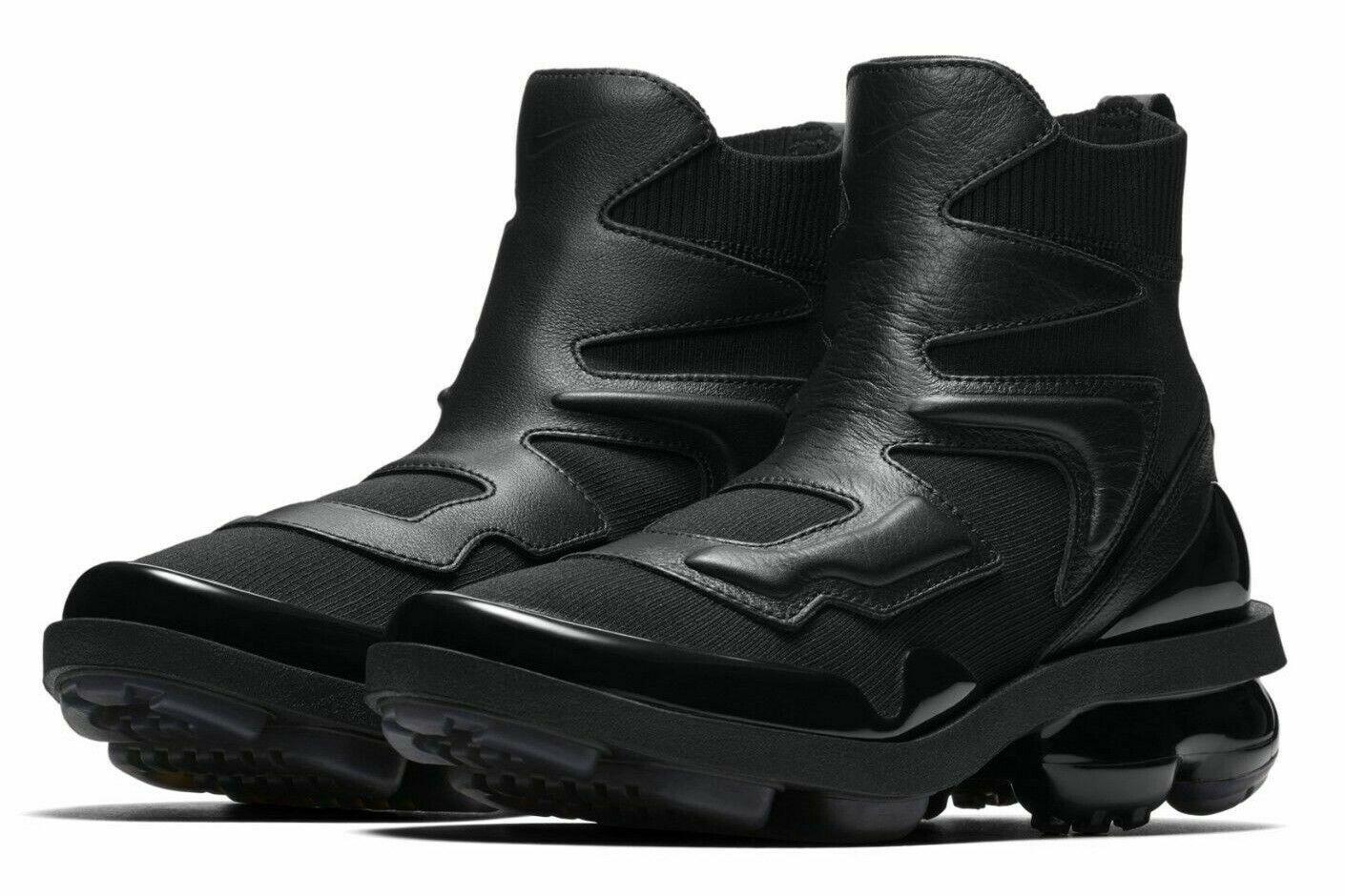 Women's Nike Vapormax Light II shoes -Black -Size 8.5 -AO4537 001 New
