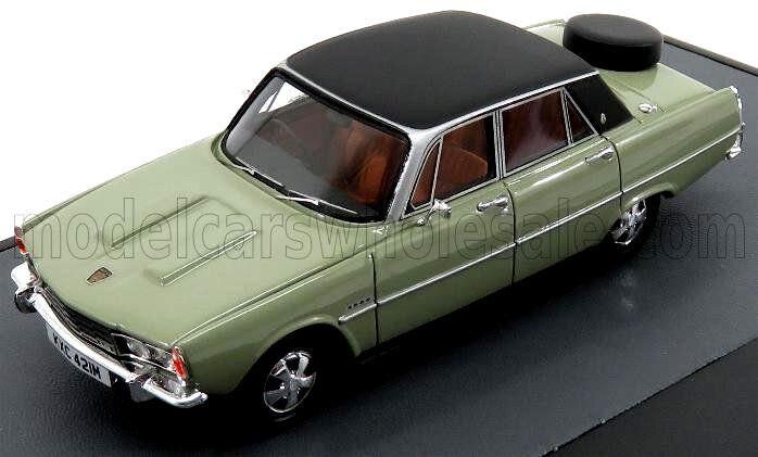 Wonderful modelcar ROVER P6B 3500 V8 SALOON 1976 - vert  - 1 43 - lim.ed.333
