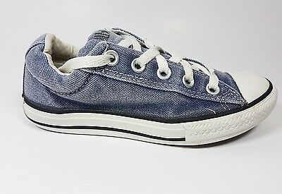 Converse All Star Denim Zapatillas UK 1 EU 33