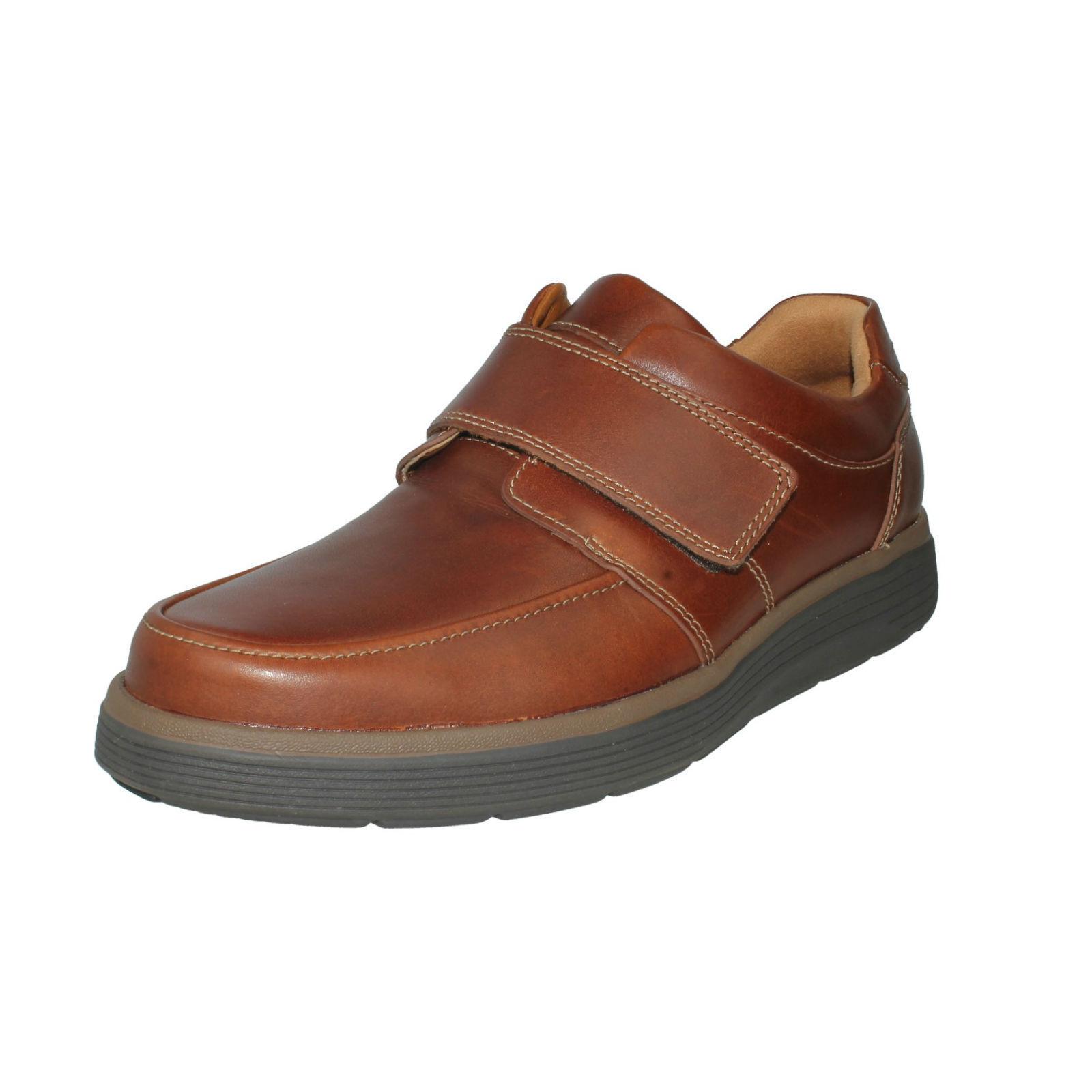 clarks cuir riptape non structurées souliers taille onu sangle demeure sangle onu sangle 71749b