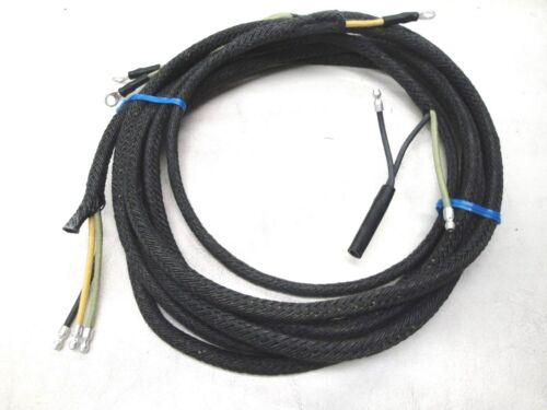 35 36 37 38 1935 1936 1937 1938  FORD TRUCK TAILLIGHT WIRING  ORIGNAL STYLE NEW